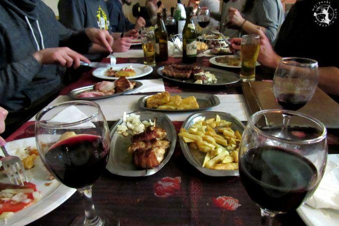 Mój Punkt Widzenia Blog - obiad w restauracji