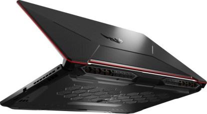 ASUS TUF Gaming A17 FA706II Bonfire Black