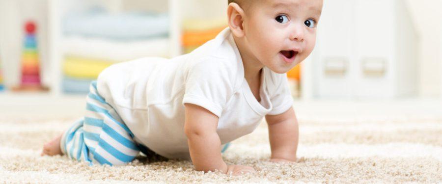 Telovadba za dojenčka, kobaca, moj, svet, gibanja