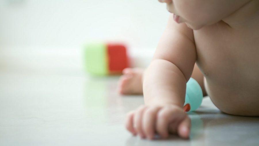 Telovadba za dojenčka, razvoj, dojenček, moj, svet, gibanja