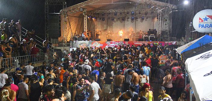 Prefeitura municipal realizou a abertura oficial do carnaval de Moju 2020 com sucesso.