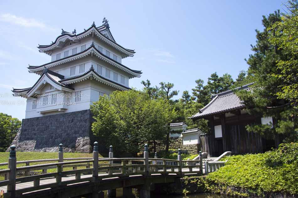[6]埼玉県行田に建つ忍城、通称のぼうの城
