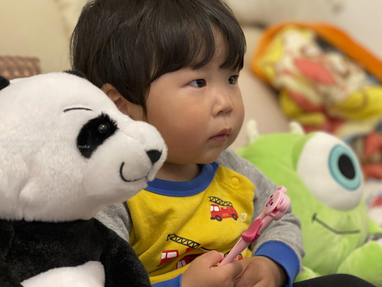 【iPhone写真】「iPhoneで撮ろう」子供の写真!!