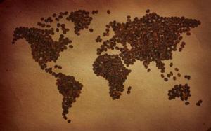 Kahve haritası