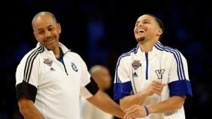Dell Curry - Stephen Curry 05