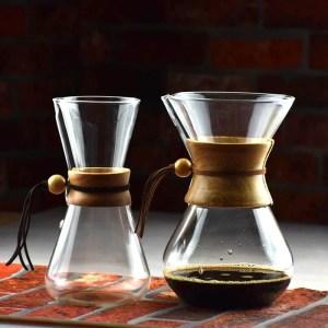 kahve demleme ekipmanları Chemex