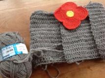 sjaal voor Valentine