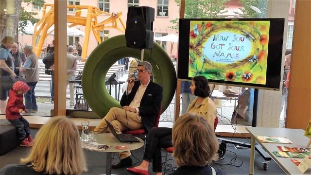 How you got your name EVENT kirjastossa turku 20082018