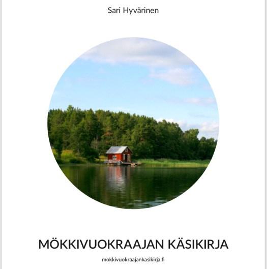 Mökkivuokraajan eKäsikirja kansikuva