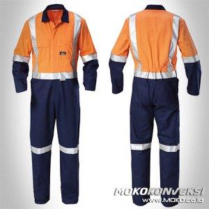 harga wearpack safety, baju safety k3, seragam safety coverall, pemesanan pakaian safety di moko.co.id