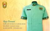 Model Baju Perawat Kombinasi Batik Rumah Sakit Tentara Tk.IV Guntung Payung - Banjarbaru - Kalimantan Selatan