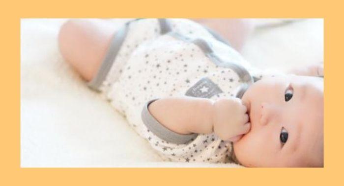 赤ちゃんの寝る場所