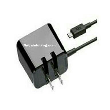 Blackberry Playbook charger