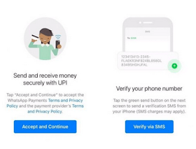 How whatsapp payment works