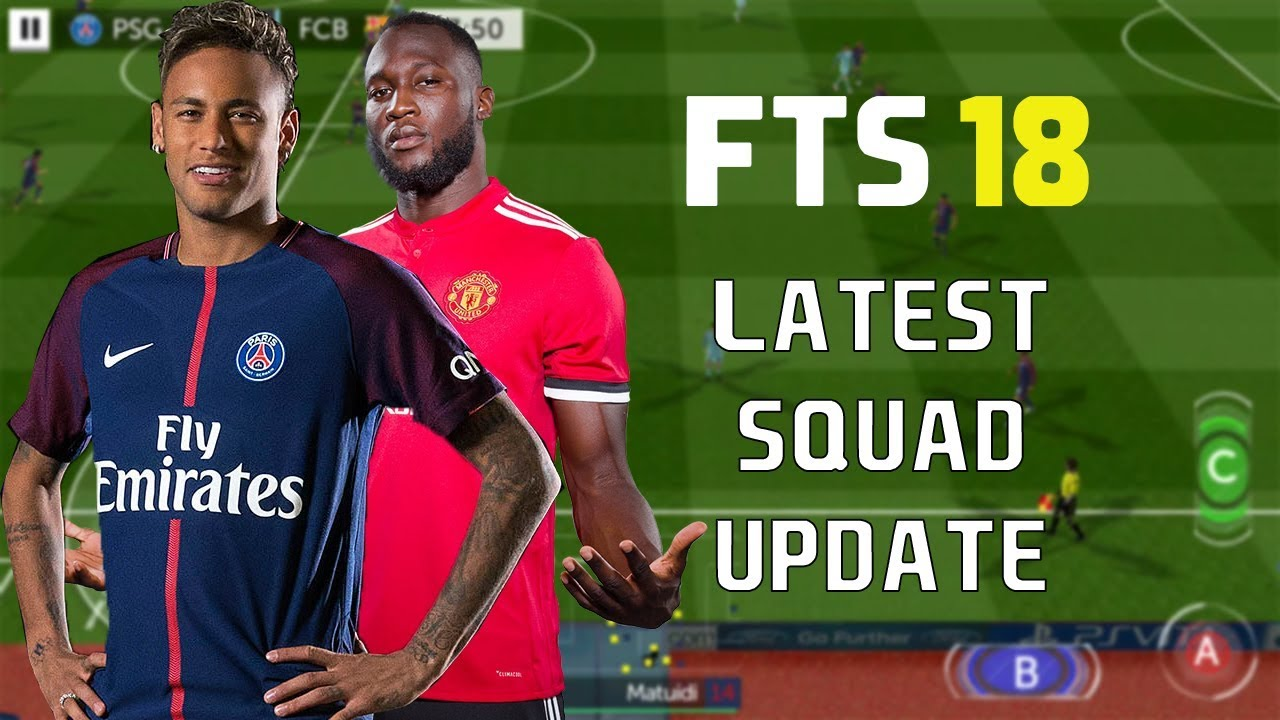 Download First Touch Soccer 2018 [FTS 18] Apk Mod + OBB Data