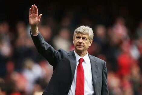 Wenger Resigns