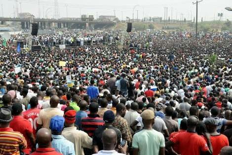Nigerian population