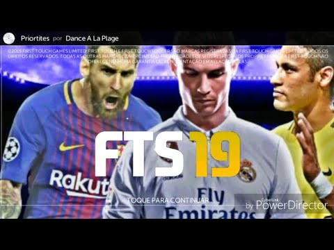 Download FTS 19 Apk Mod + Data (First Touch Soccer 2019)