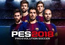 Download PES 2018 ISO PPSSPP for Android