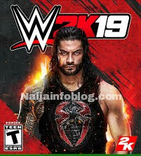 Download WWE 2k19 Apk obb data mod