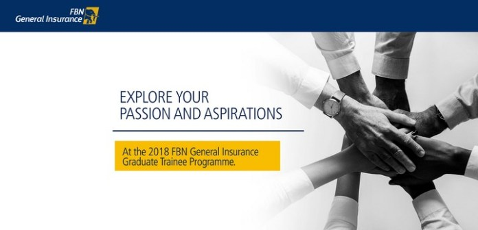 How To Apply For FBN Graduate Trainee Recruitment 2018
