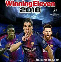 Winning eleven 2018 apk mod download