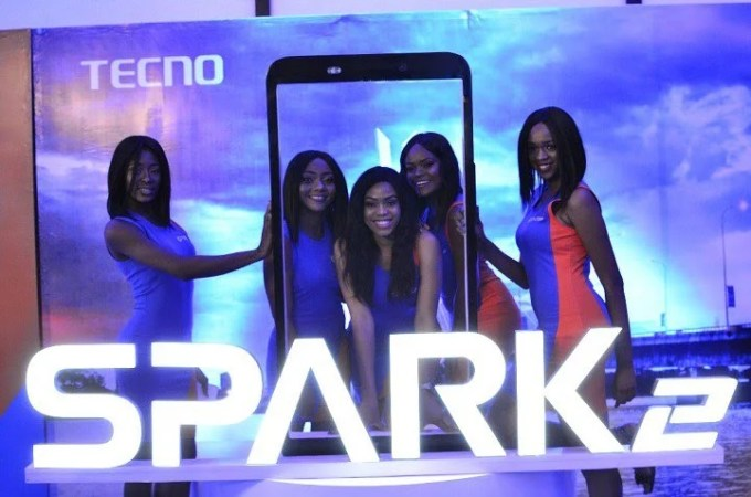 tecno spark 2 launch event