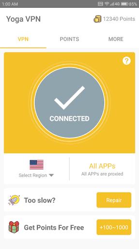 Yoga vpn app download