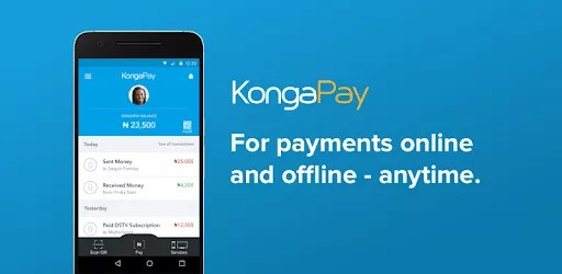 Kongapay app