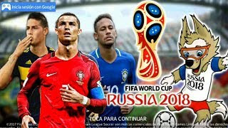 Download Dream League Soccer 2018 World Cup (DLS 18 WC) Apk