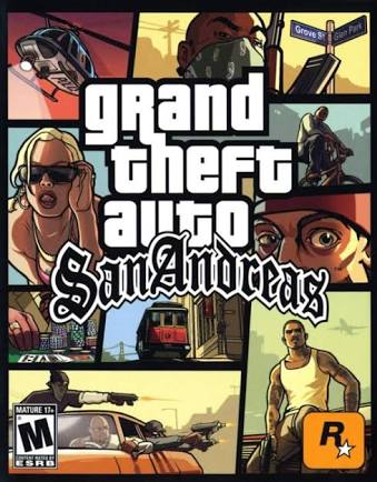 gta san andreas download pc 600mb