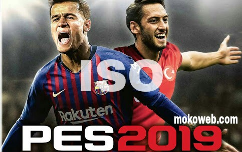PES 2019 ISO File PSP Download For PPSSPP On Android by Jogress