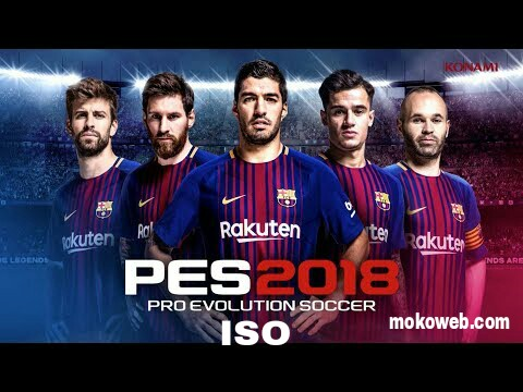 Pes 16 iso file download | Pro Evolution Soccer 2018 PS2 ISO