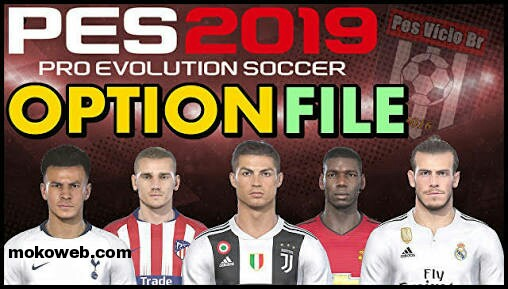 Pes 2019 patch option files PC