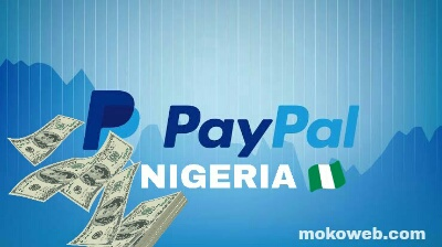 PayPal account that sends and receives money Nigeria