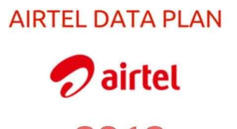 Airtel data plan 2019