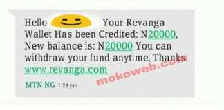 Revanga earnings