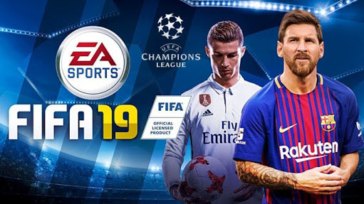 FIFA 19 ISO File Download For PSP (PPSSPP) for Android