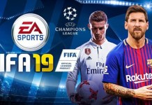 Fifa 19 iso for PPSSPP