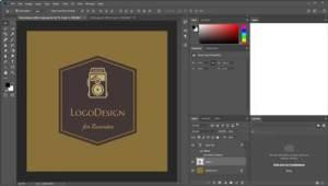 photoshop log design app