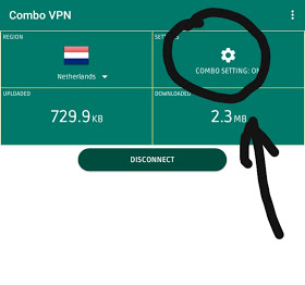 Combo VPN Settings For MTN Free Browsing Cheat