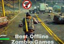 offline zombie game