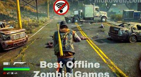 offline zombie game