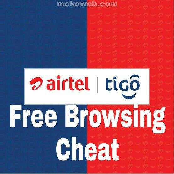AirtelTigo free browsing cheat