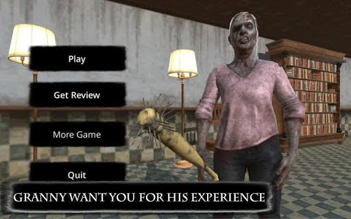 Granny horror game apk