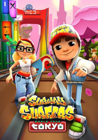 How to play subway surfers