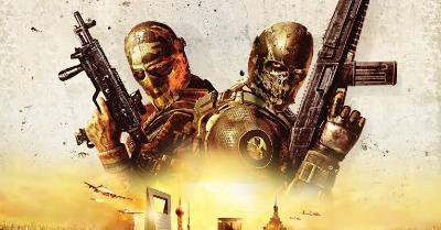 Army of Two: The 40th Day best ppsspp game