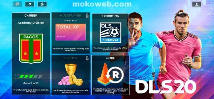 Dream league soccer 2020 cover