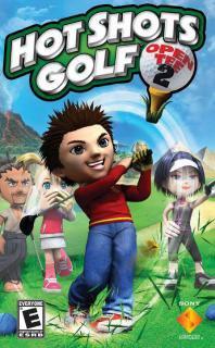 hot shot golf - open tee