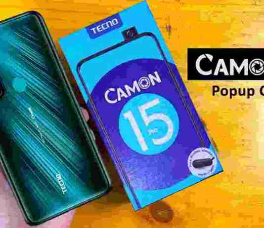 Camon 15 Pro